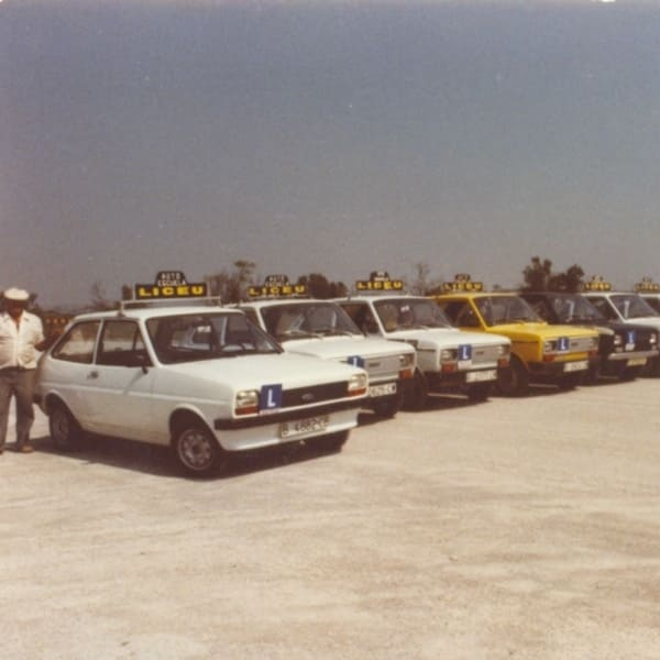 Autoescuela Liceu desde 1962